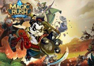 Magic_Rush_Online Game Banner