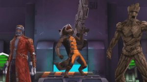 Marvel Future Fight: Guardians of the Galaxy Update Trailer thumbnail