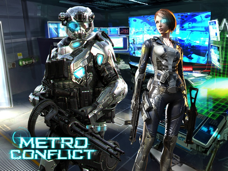 Metro Conflict Beta Announced News Header