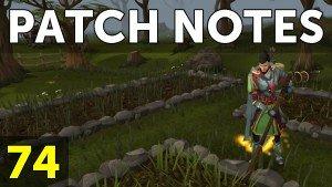 Runescape Patch Notes 74 Video Thumbnail