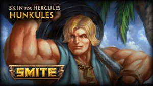 SMITE: Hunkules (Hercules) Skin Preview Video Thumbnail