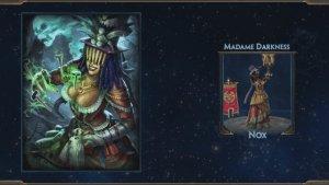 SMITE: Madame Darkness Nox Skin Preview Video Thumbnail