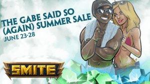 """SMITE: The """"Gabe Said So (Again)"""" Summer Sale video thumbnail"""