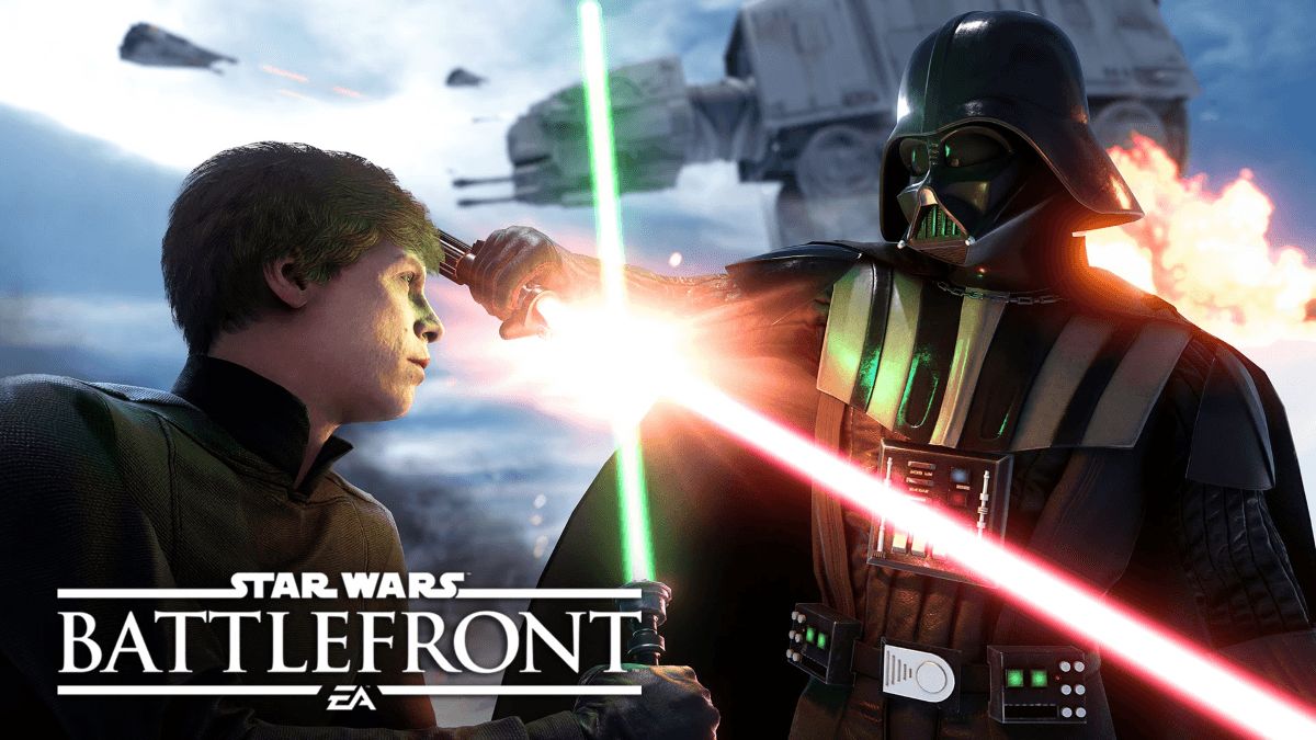 Star Wars Battlefront: E3 2015 Multiplayer Gameplay Trailer Thumbnail