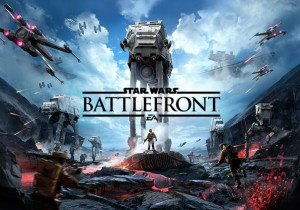 Star Wars Battlefront Game Profile Banner