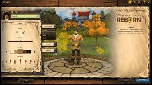 Villagers & Heroes Reborn Trailer Thumbnail