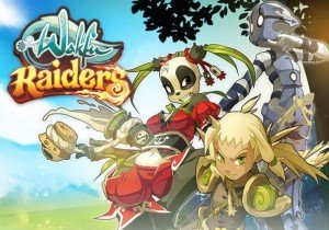 Wakfu_Raiders Game Banner