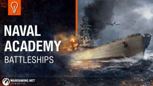 World of Warships Naval Academy - Battleships video thumbnail