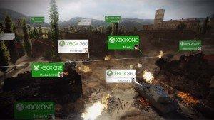 World Of Tanks Xbox One E3 Reveal
