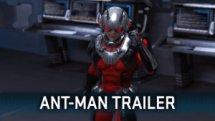Marvel Heroes 2015 - Ant-Man Trailer thumbnail