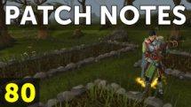 RuneScape Patch Notes #80 video thumbnail