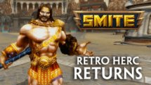 SMITE - Retro Hercules Skin & Kevin Sorbo Voicepack video thumbnail
