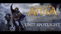 Total War: ATTILA Unit Spotlight – The Last Roman Campaign Pack video thumbnail