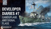 World of Warships Developer Diaries: Camouflage and Signal Flags video thumbnail