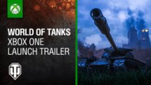 World of Tanks Xbox One Launch Trailer thumbnail