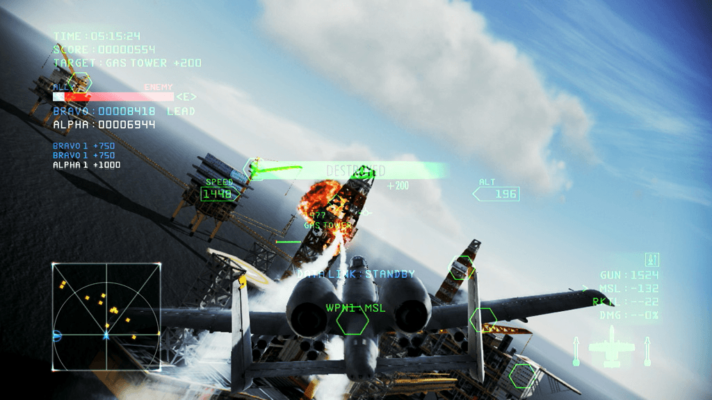 Take Flight with ACE COMBAT Infinity Update 10 news header