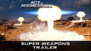 Act of Aggression: Super Weapons Trailer thumbnail