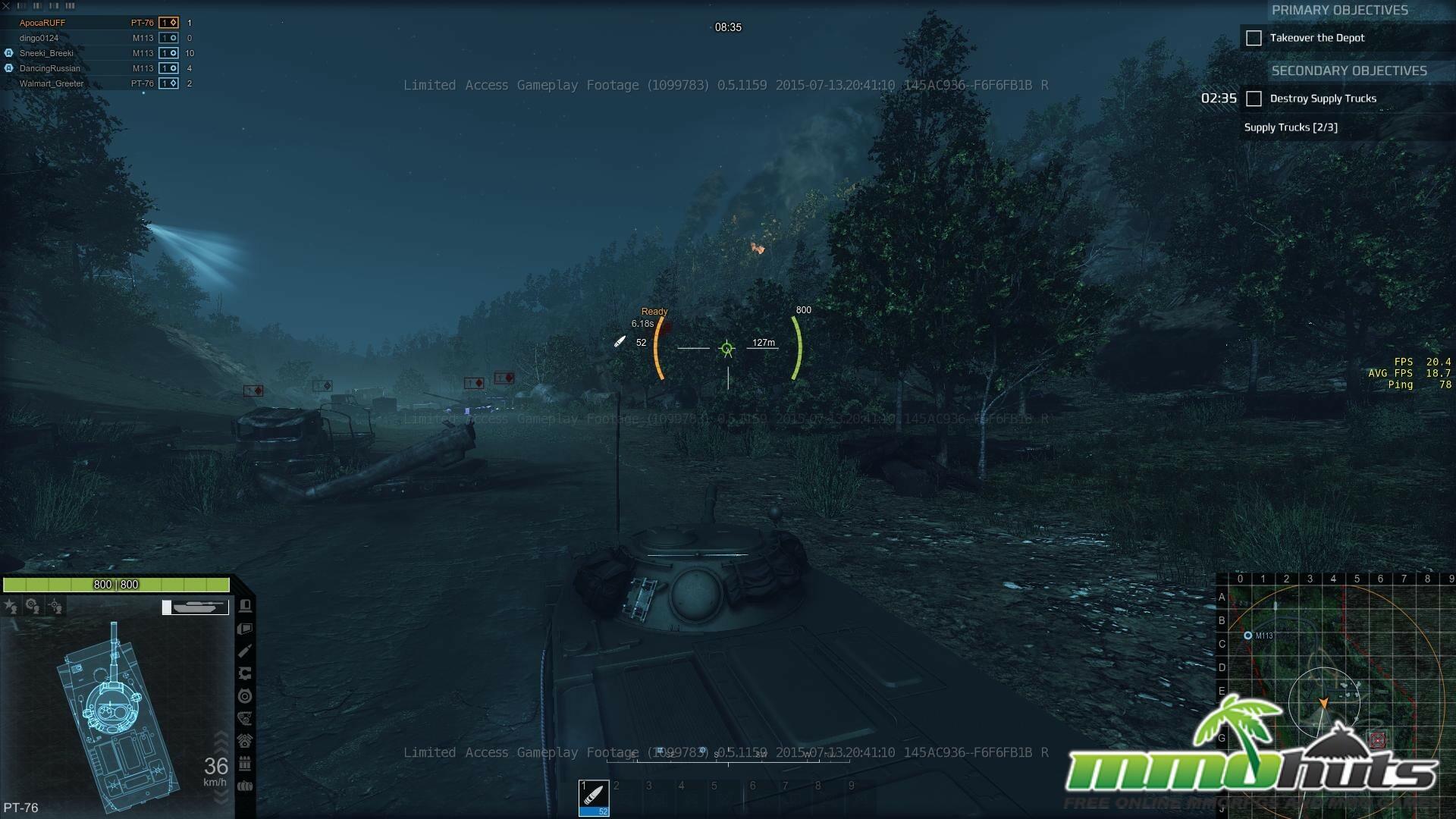 Armored Warfare PvE Missions Impressions