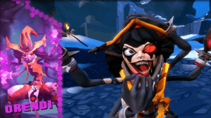 Battleborn: Orendi Gameplay Video thumbnail