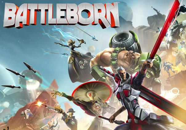 Battleborn Game Profile Banner
