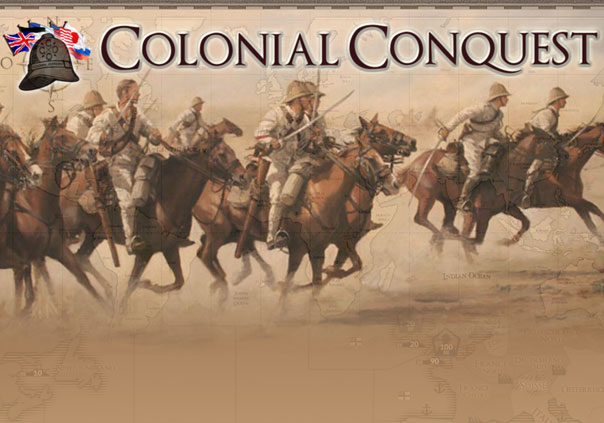 Colonial Conquest Game Profile Banner