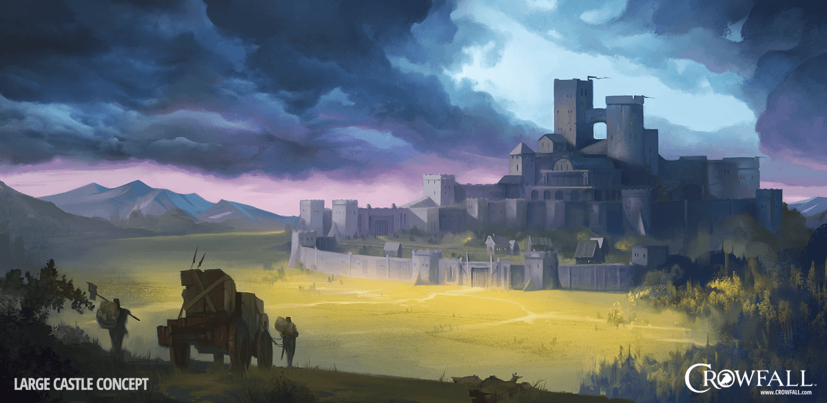 Crowfall: July 2015 Founder's Update news header
