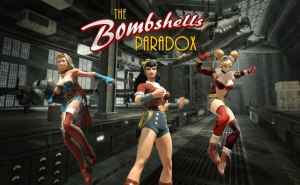"DCUO Reveals ""The Bombshells Paradox"" and ""Corrupted Zamaron"" video thumbnail"