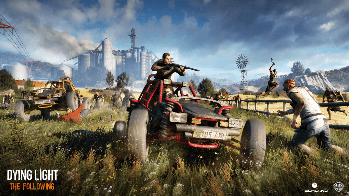 New Dying Light Expansion Revealed as The Following news header