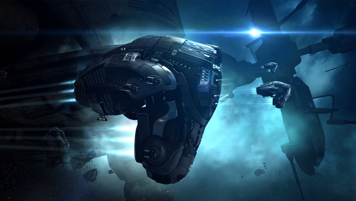 EVE Online's Aegis Release Brings a Bold New Sovereignty news banner