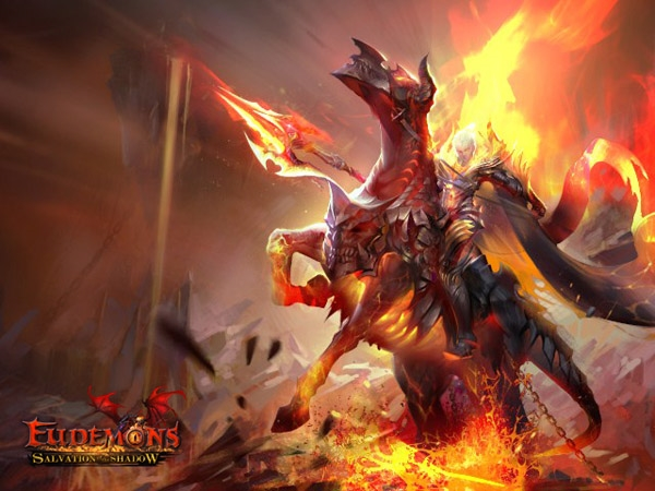 Eudemons Online: Brand New Shadow Knight Class Unveiled