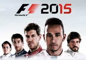 Formula1 2015 Game Banner