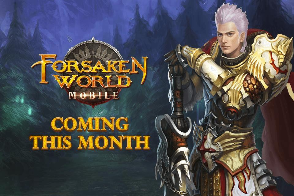 Forsaken World Mobile Officially Launching on July 23 news header