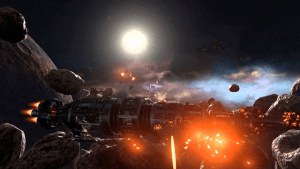 Fractured Space Early Access Trailer - July 2015 video thumbnail