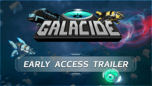 Galacide Early Access Trailer thumbnail