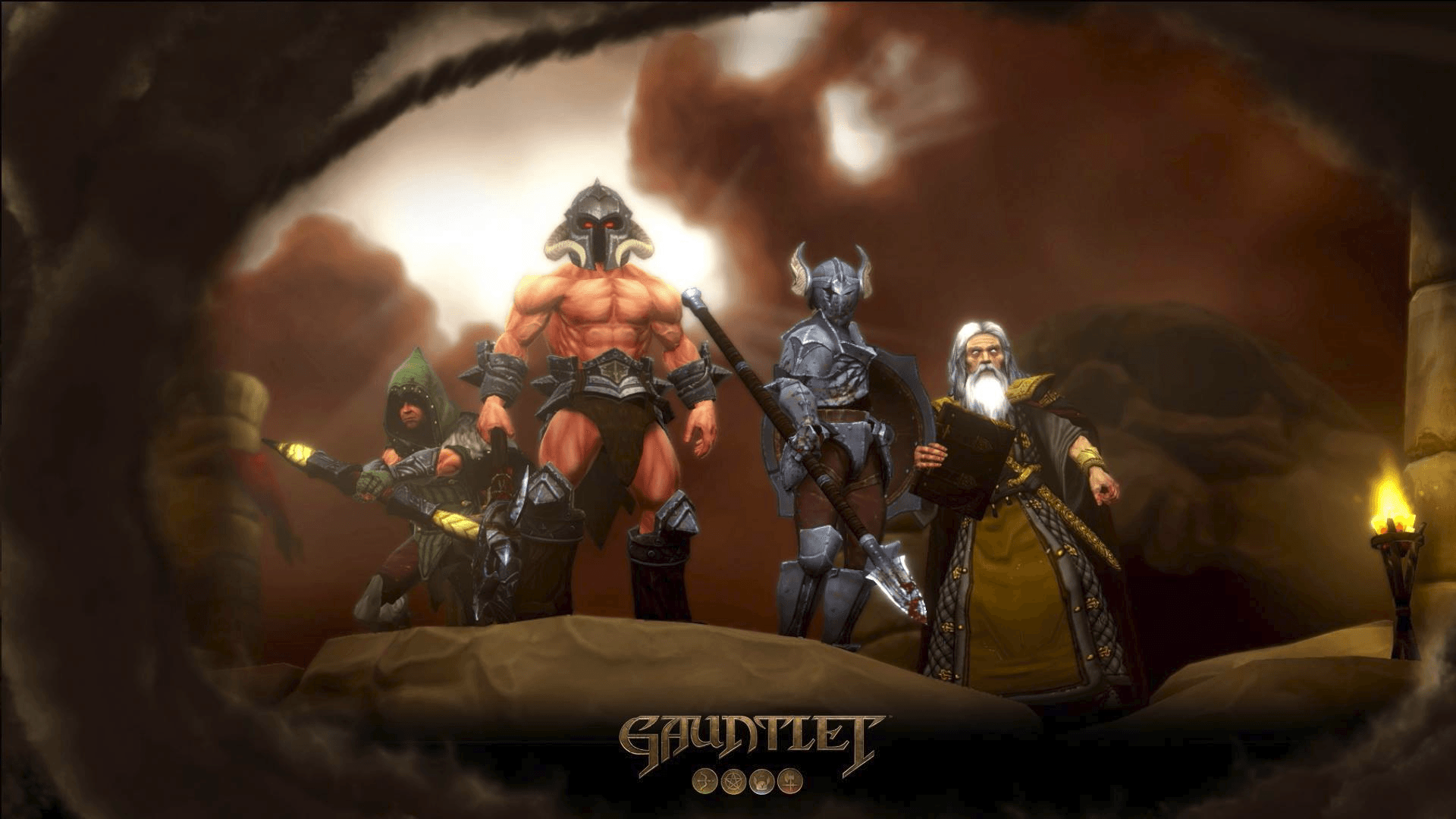 Gauntlet Launch Review header