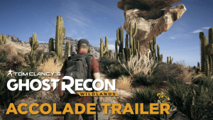 Tom Clancy's Ghost Recon Wildlands: Accolades & Community Workshop video thumb