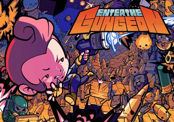 Gungeon Game Banner