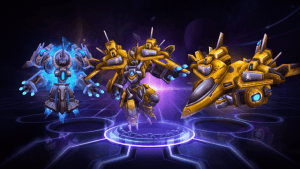 Heroes of the Storm – Mecha Tassadar video thumb