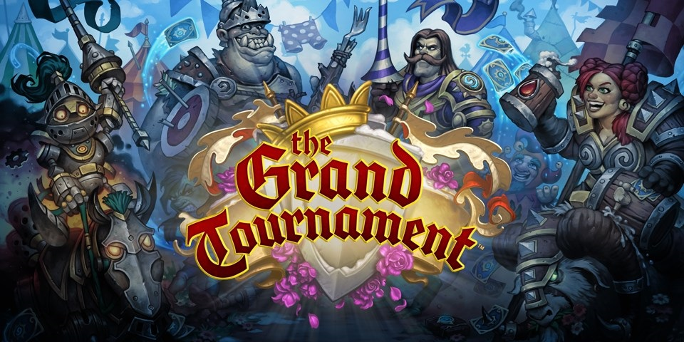 The Grand Tournament Comes to Hearthstone This August news header