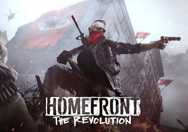 HomeFront Revolution Game Banner