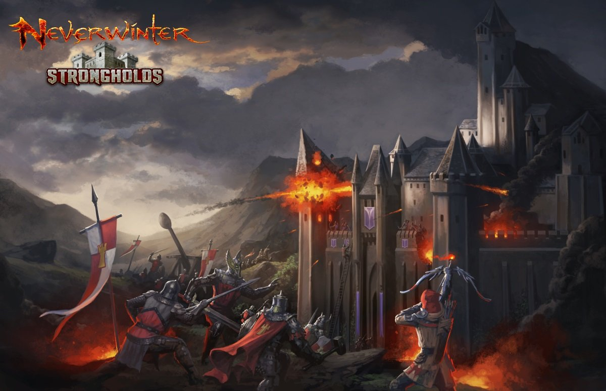 Neverwinter: Strongholds Launches on Aug. 11 news header
