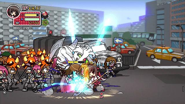 Phantom Breaker: Battle Grounds Overdrive Now Available on PS4 news header