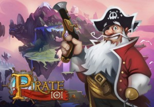 Pirate101 Game Profile Banner