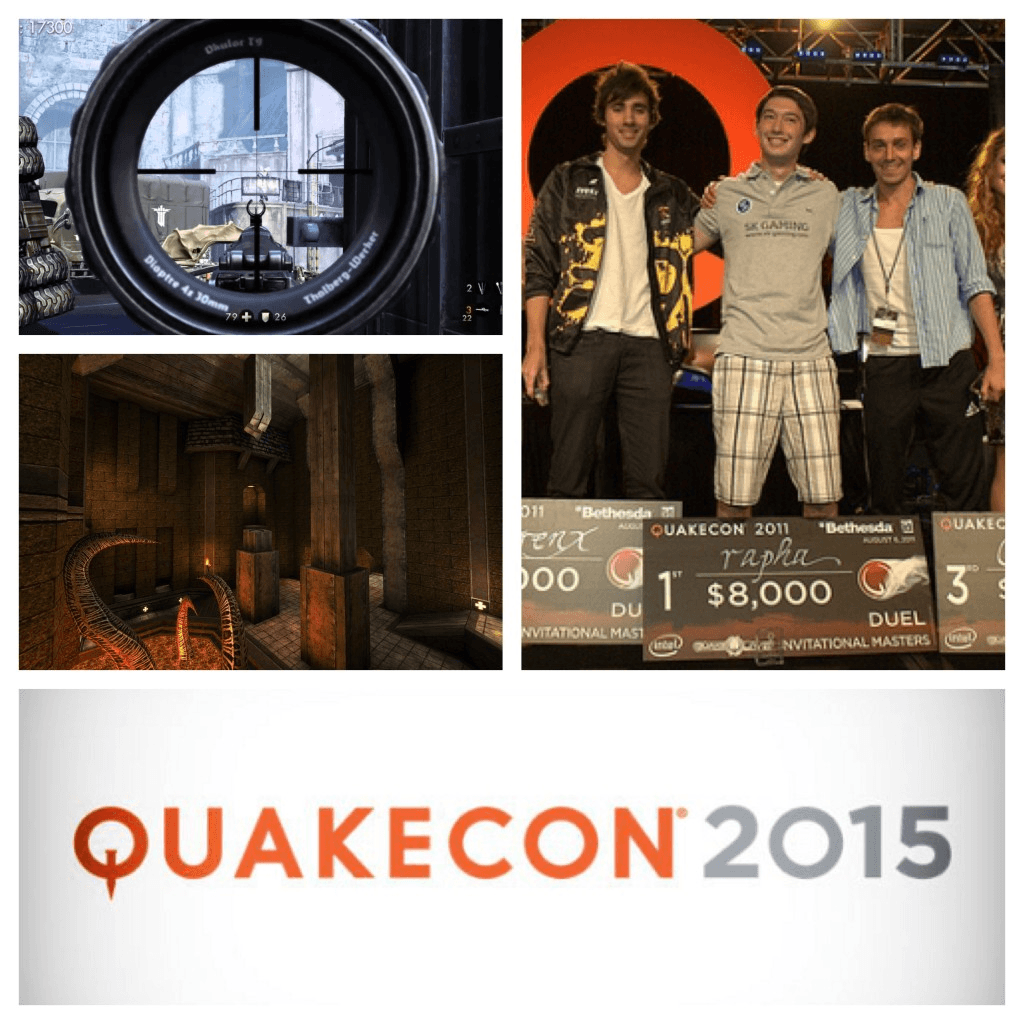 QuakeCon 2015 Official Tournament and QuakeCon Trials Lineup Announced