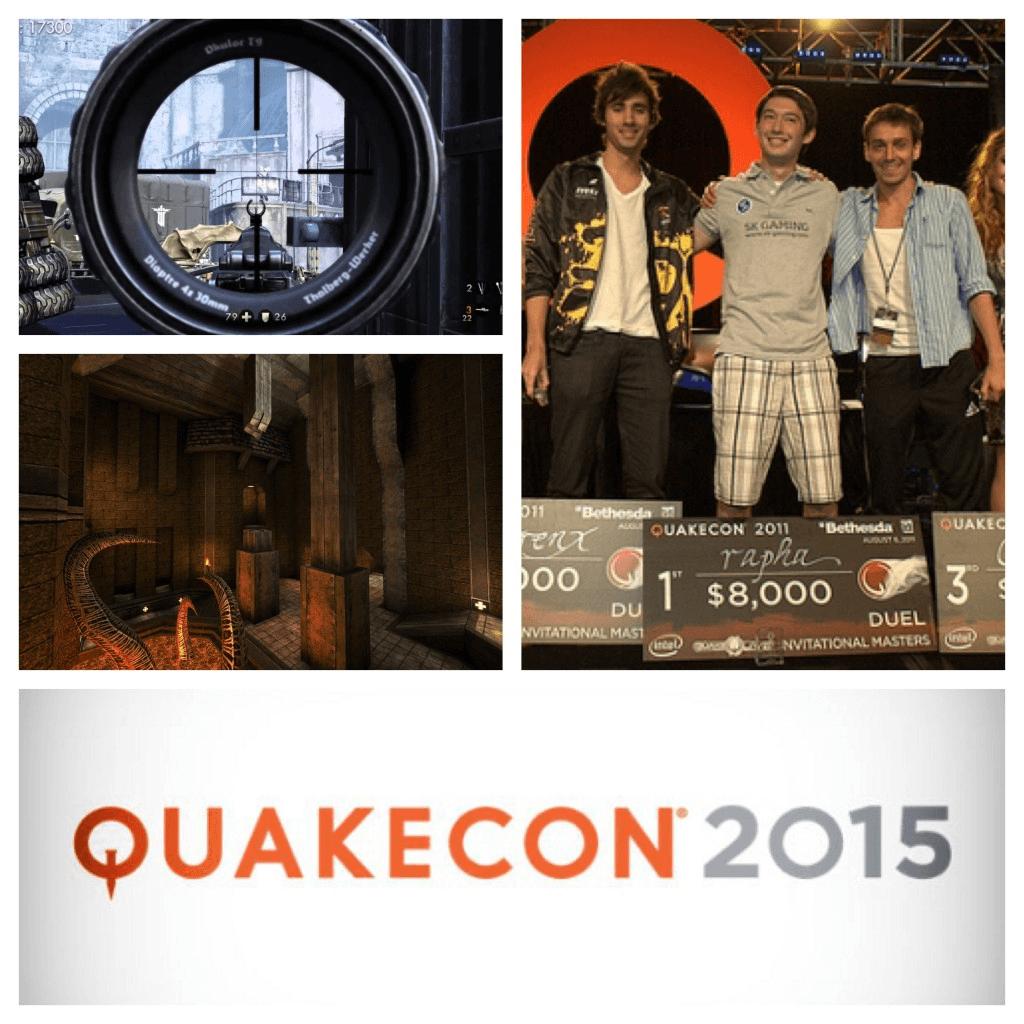 QuakeCon 2015 Official Tournament and QuakeCon Trials Lineup Announced