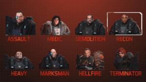 The Red Solstice: Recon Suit & Demolition Suit Overview news header