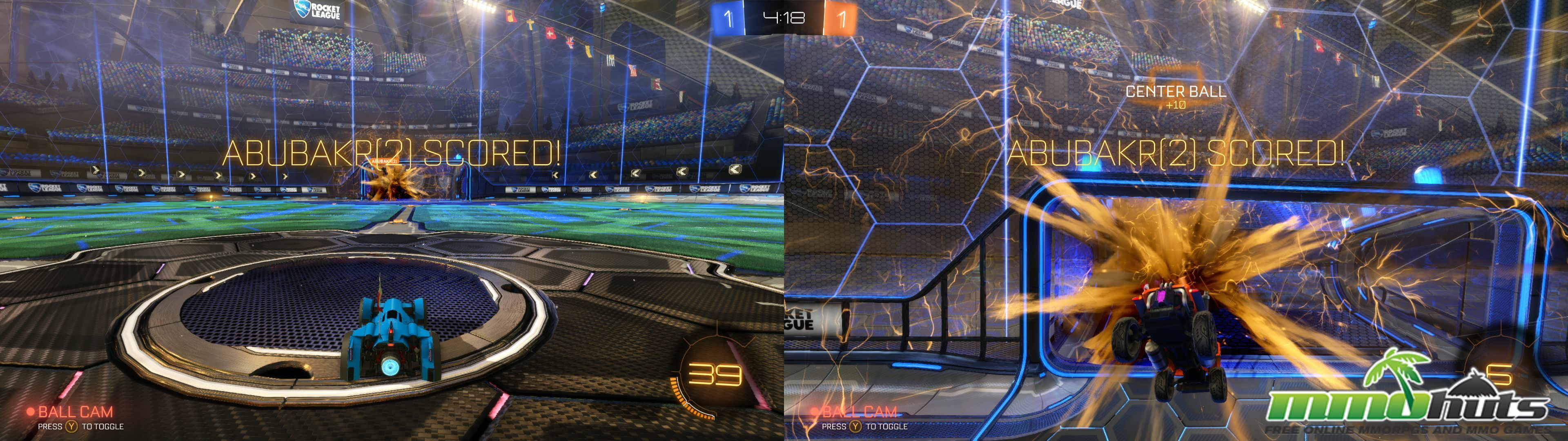 Rocket League Review (PC Launch) | MMOHuts