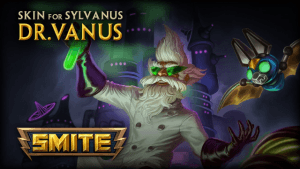SMITE: Dr. Vanus Sylvanus Skin Preview video thumbnail