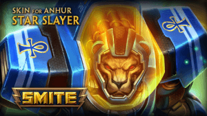 SMITE: Star Slayer Anhur Skin Preview video thumbnail