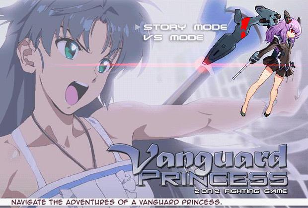 Vanguard Princess v1.4 Review header